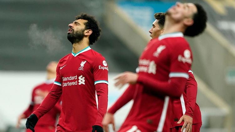 萨拉赫失良机 利物浦遭两连平