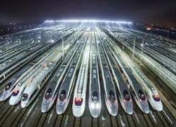 淄博站加开列车12对全力保春运