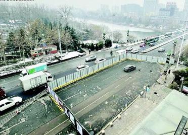 潍坊健康街白浪河桥拓宽重建工期确定,注意绕行!
