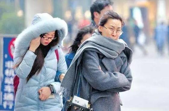 """没有最低,只有更低!寒潮""""王炸"""",东营新年第一波雨雪降温来袭"""