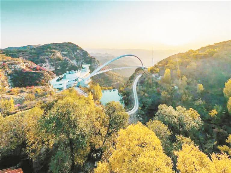 淄川太河镇绿水青山就是金山银山实践创新基地