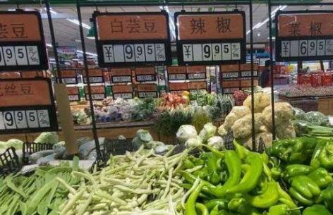"""""""葱""""忙涨价!东营市民的""""菜篮子""""变沉了"""