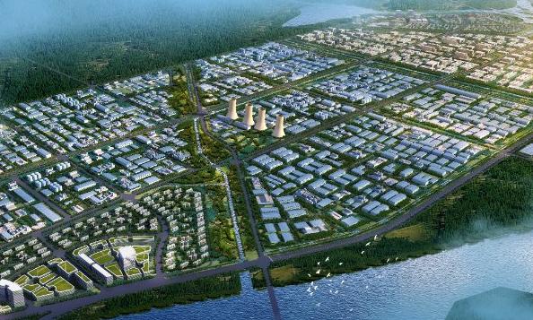"""东营经济技术开发区广利临港产业园打造高质量发展""""强引擎"""""""