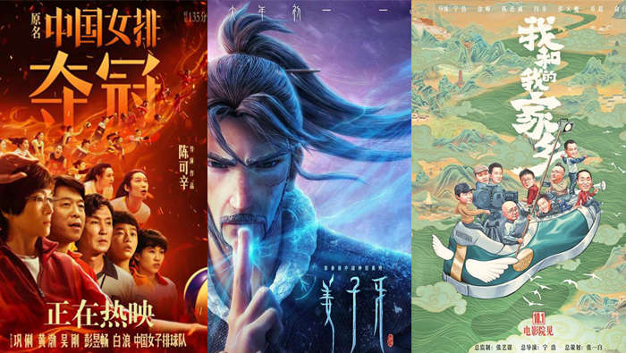 2020年中國電影:主流故事傳遞中國精神