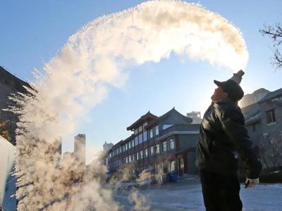 回顾超级低温下的潍坊有多冷,我用图告诉你!