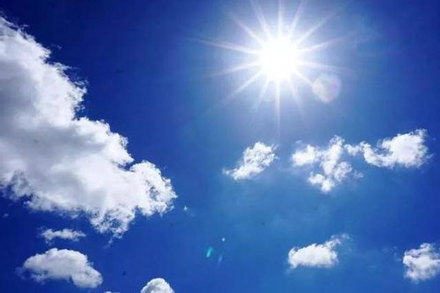 东营气温回升!14日最高气温可达10℃