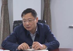 马晓磊到市工信局和市税务局调研工作