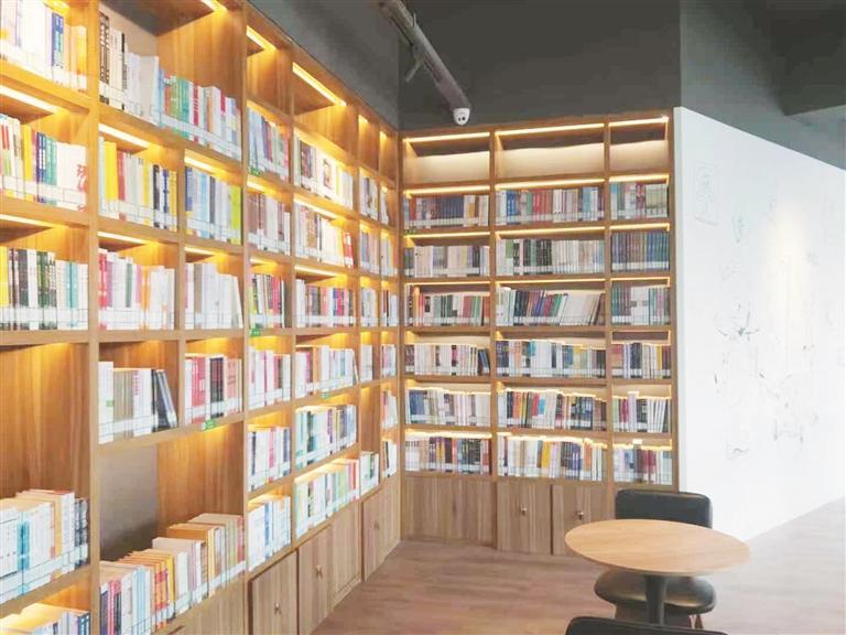 淄博张店又添一家城市书房 本月下旬正式开放