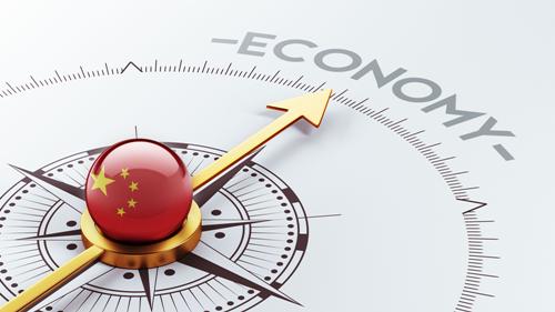 中国经济站上百万亿