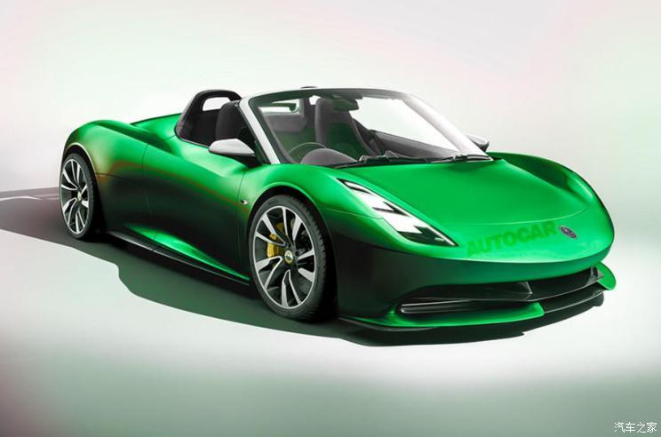 路特斯最后一款纯燃油车将于今夏发布