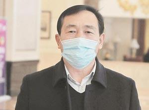市政协委员季跃相:抢抓政策机遇 壮大新医药产业
