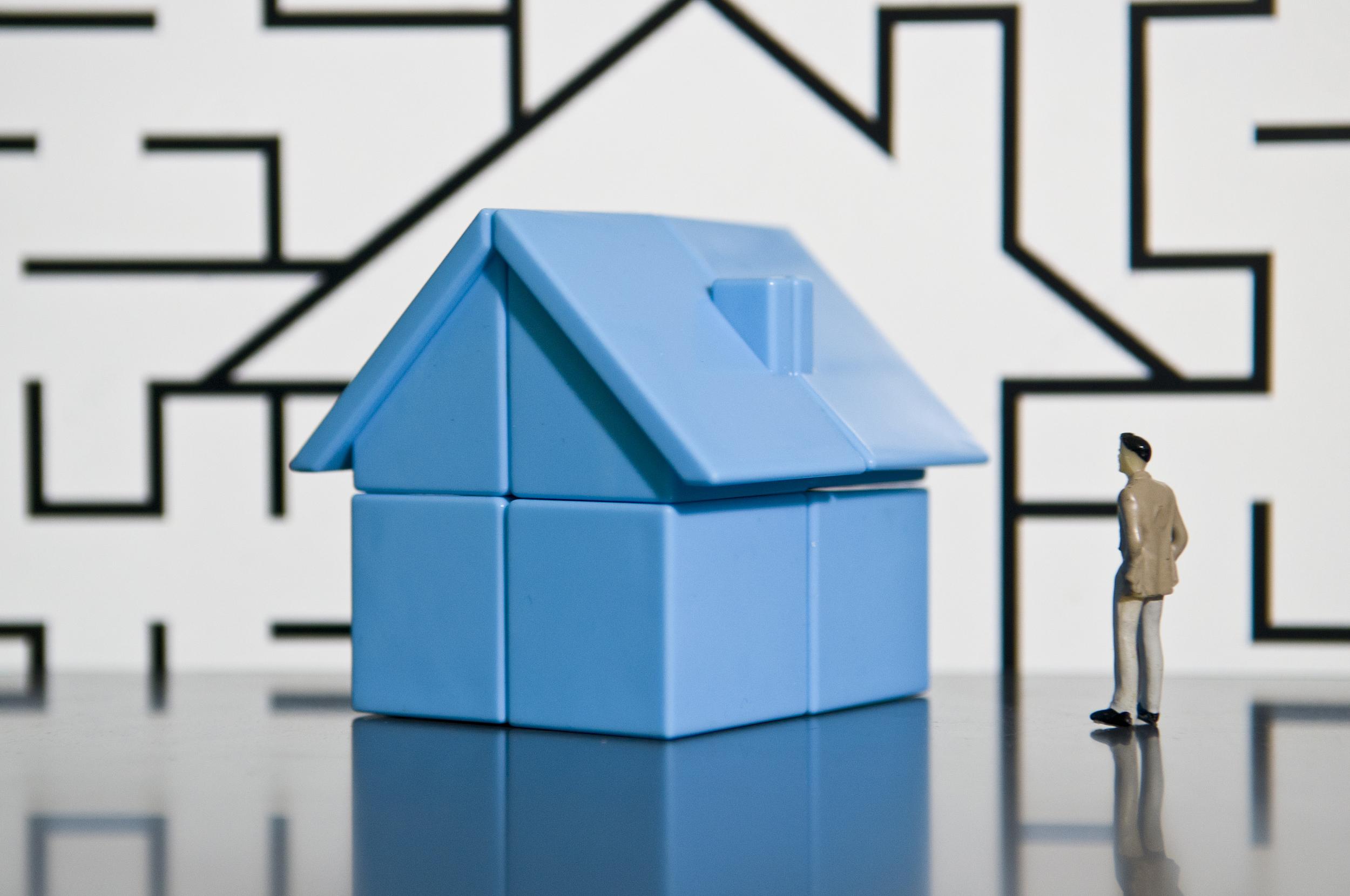 坚决遏制炒房炒地行为 防止房产过度金融化
