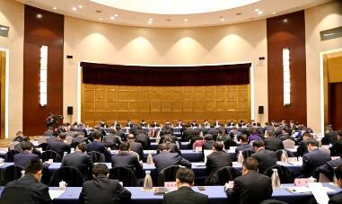 淄博市委常委会召开扩大会议