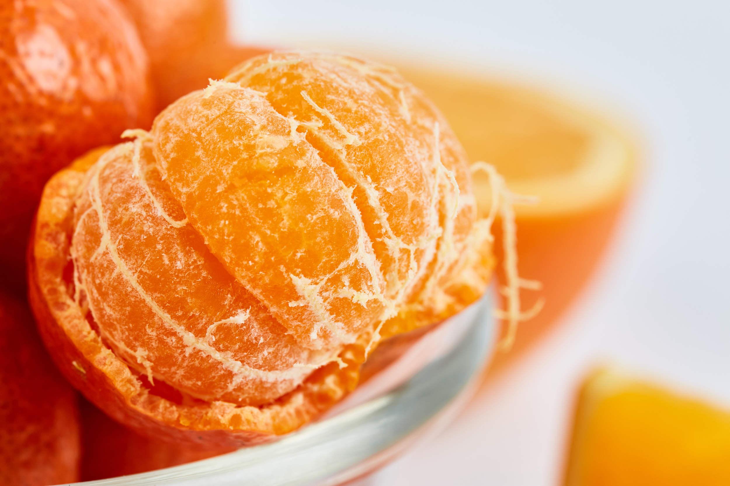 """橘子吃多了 真的容易""""上火""""吗?"""