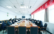 山东省尘肺病防治攻坚行动评估组到滕开展评估工作