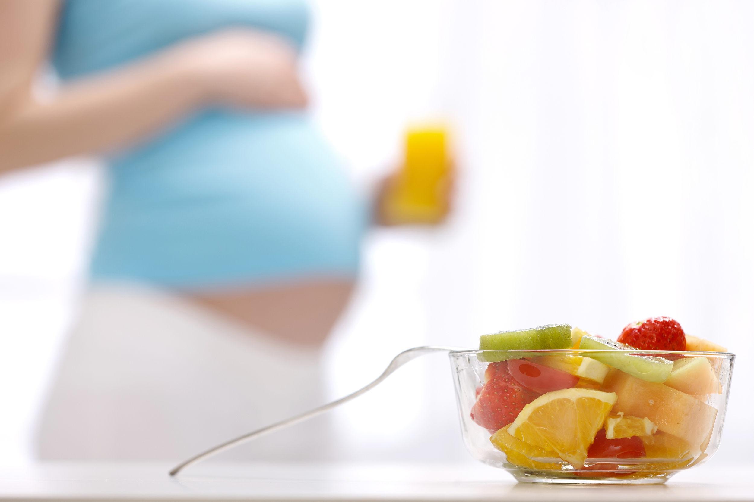 怀孕忌口不靠谱 均衡饮食最关键