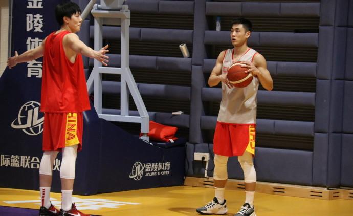 全力备战亚洲杯 中国男篮训练内容曝光