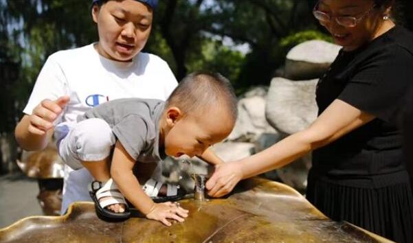 济南将在12个小区试点泉水直饮工程