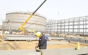 山东港口青岛港:液体化工码头加速施工