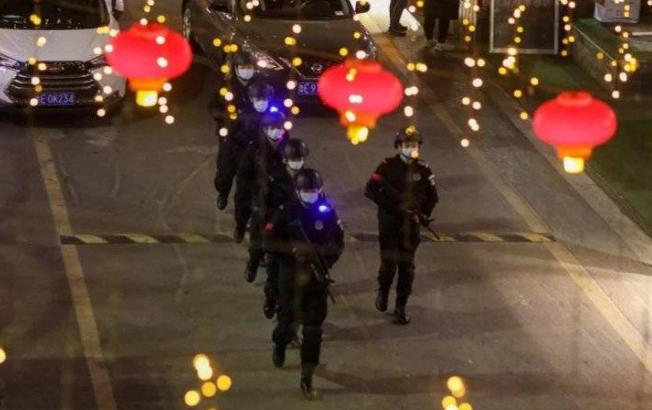 守护平安 暖心过节——春节期间东营市社会治安大局平稳有序