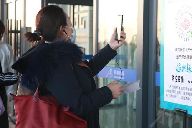 春节假期汽车总站发送旅客3816人次 进京旅客须持核酸证明