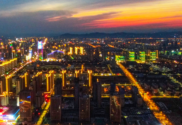 日照:聚力内涵提升 建设精致城市