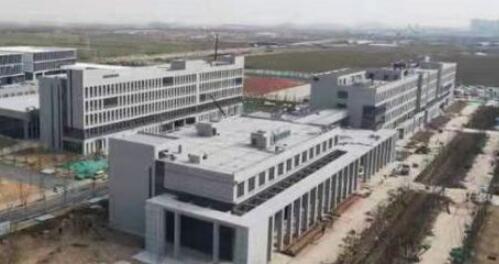 山东农业工程学院淄博校区再添9.5万平方米建筑提前投用