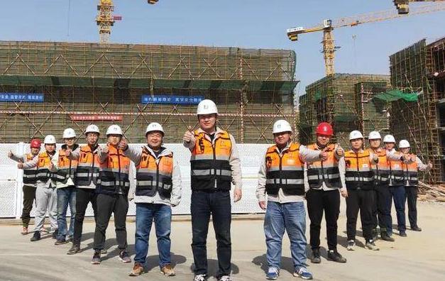 今年9月正式投用!青岛58中高新校区项目主体全部封顶