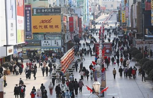 新型商业体、网红小店渐次入席 台东商圈加速腾笼换鸟