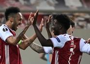 奥巴梅扬双响+绝杀 阿森纳3-2逆转胜晋级
