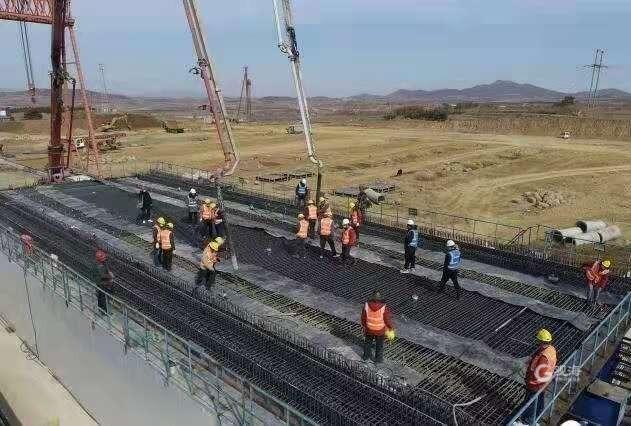 重要进展!莱荣高铁开始主体工程施工