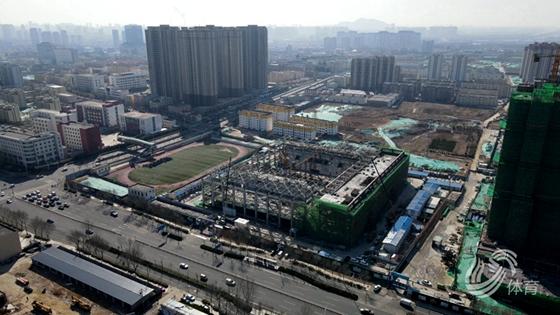 最新但愿!第25届省运会乐通LT118app篮球竞赛场馆今年年底竣工