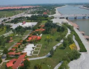 滨州唯一!沾化徒骇河滨河片区入选省城市品质提升试点