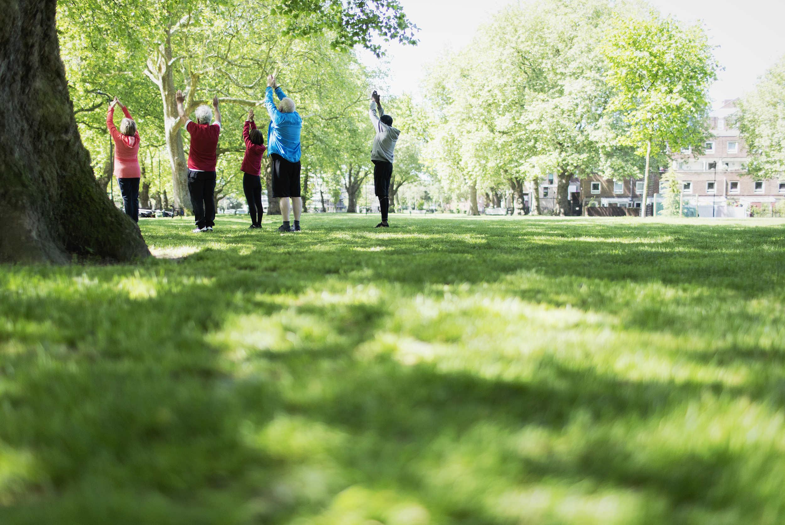動起來!春暖花開,最適合做這些運動