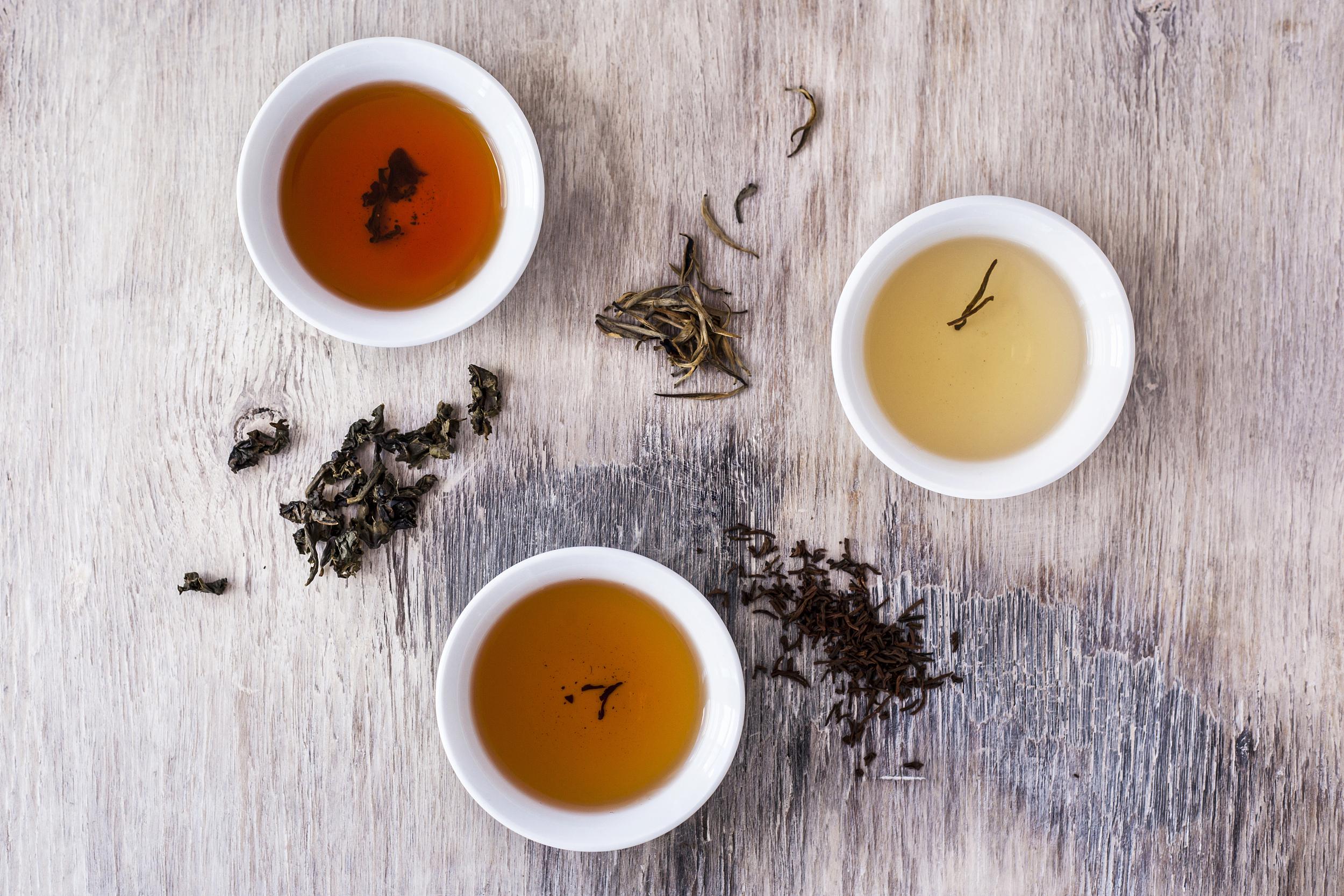 辨清体质喝对茶