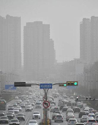 沙尘天气持续影响山东,预计19日后结束
