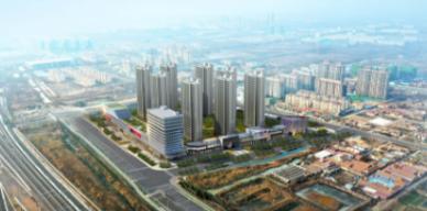 总建筑面积超17万平方米 城阳这个地块将建人才住房及商业配套