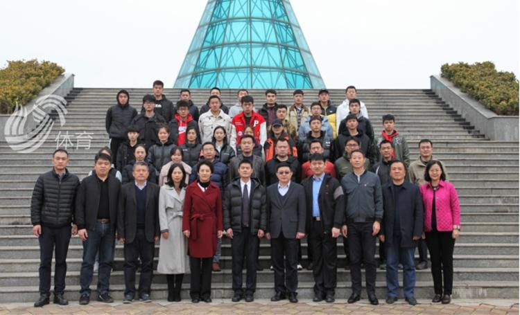 山东体育学院与中国中学生体育协会举行合作谅解备忘录签约仪式