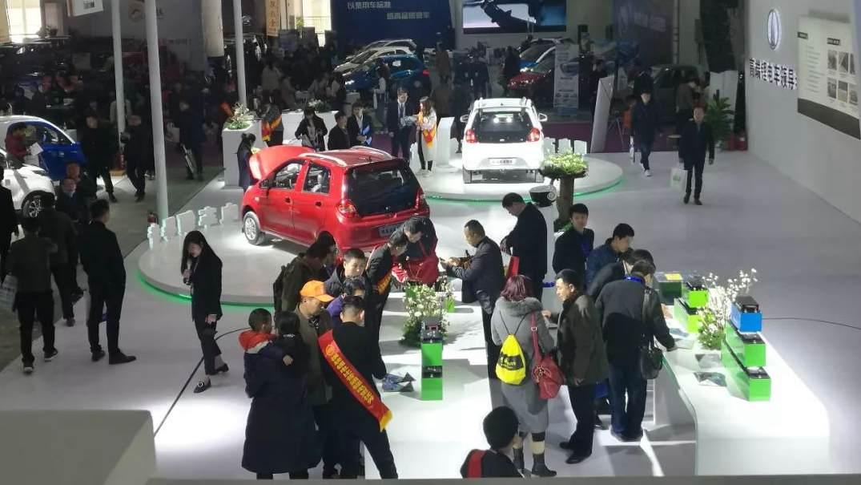 新能源汽车产业发展迎新一轮高潮