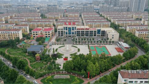 """淄博5个村(社区)成""""全国民主法治示范村"""""""