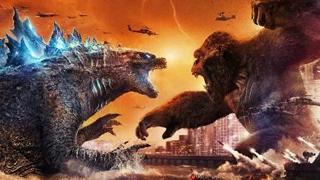 两只超级大怪兽首次银幕对决