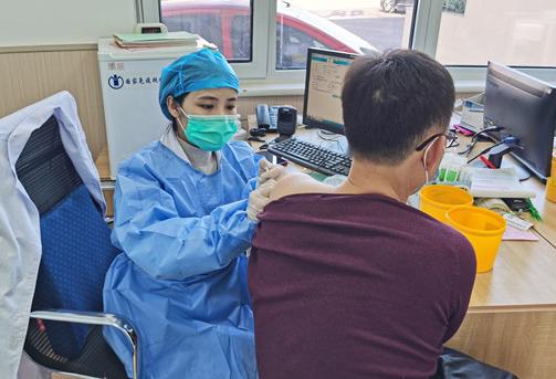 @东营人,新冠疫苗接种禁忌及特殊情况接种