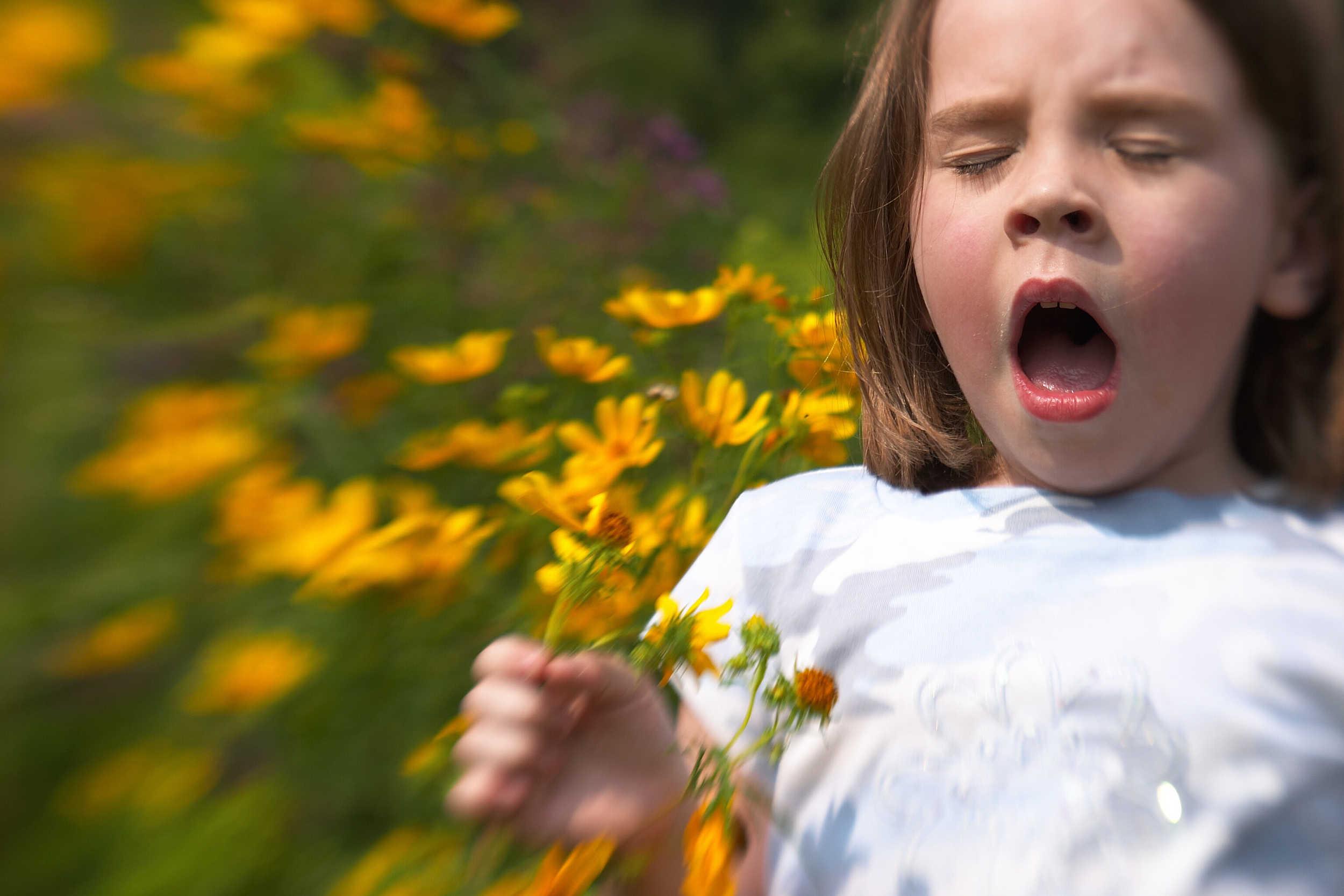 如何预防儿童春季过敏?