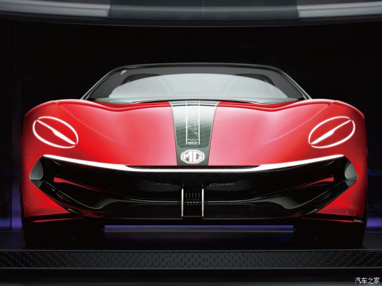 名爵Cyber子品牌首款量产车或于9月上市