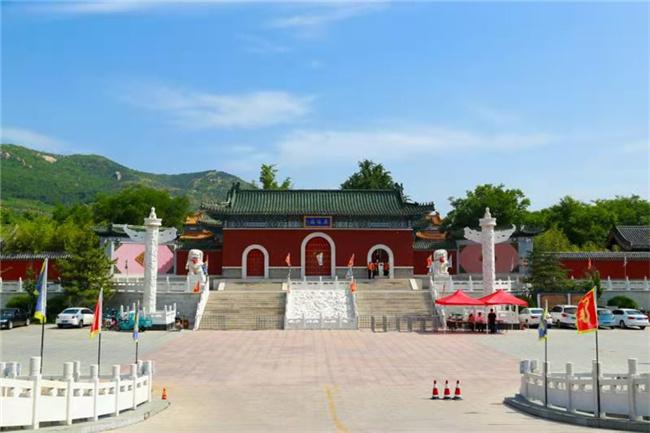 山东国欣文旅集团邀请八方游客清明小长假畅游沂山景区