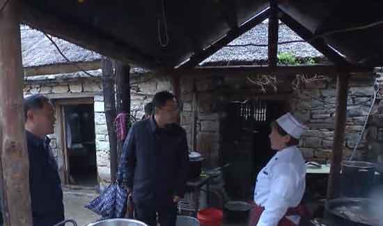 马晓磊赴淄川区督导调研安全生产工作