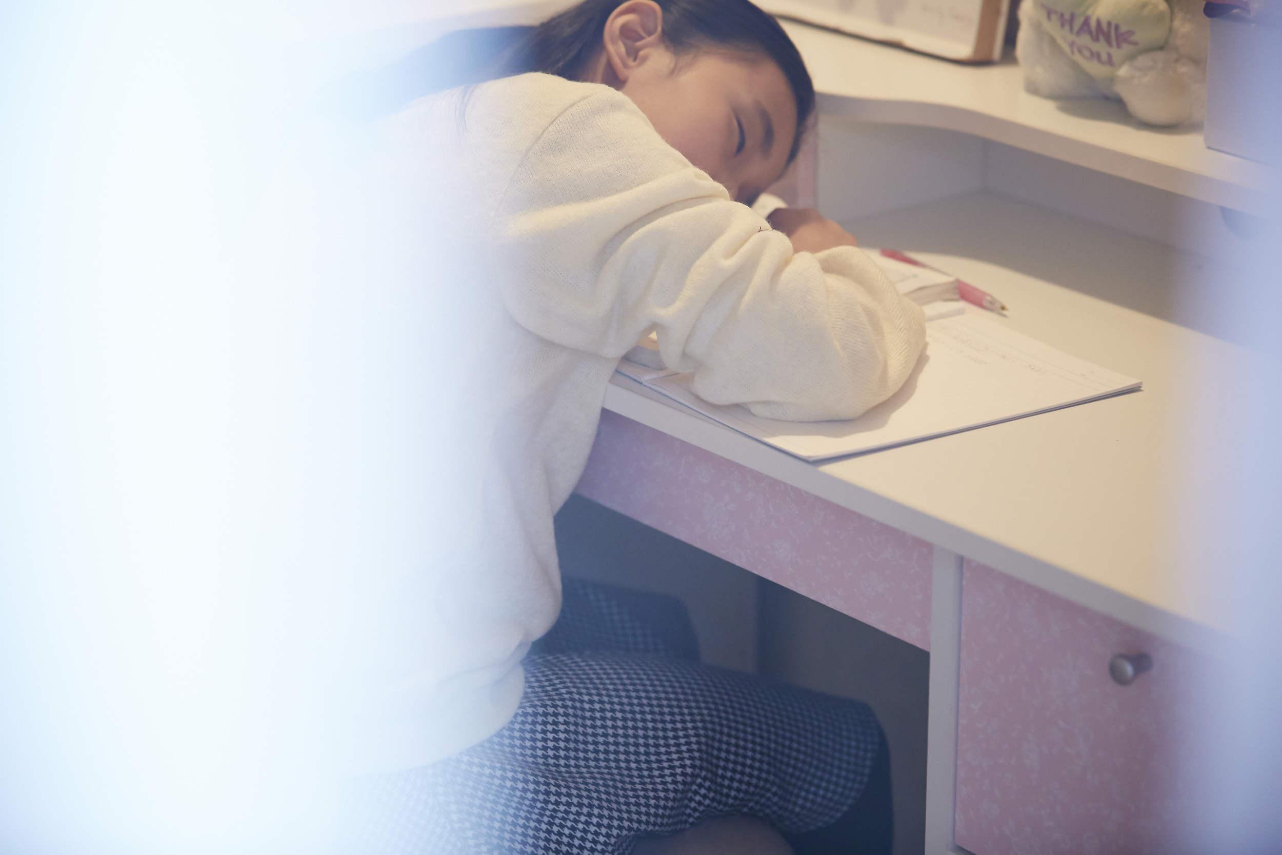 專家解讀中小學生為何要睡夠睡好