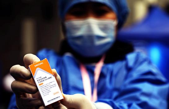 东营区新冠疫苗接种快速有序