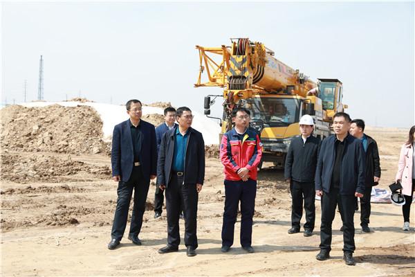 盯紧靠牢 严督实导 清明期间东营港经济开发区文明施工专项整治再行动