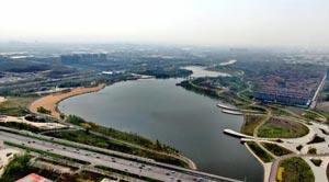 全长64.7公里总投资约64.96亿 孝妇河文化休闲生态观光带开工